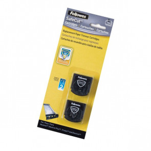 Lame e strisce di ricambio Fellowes Lame SafeCut taglio dritto dritto 5411401 (conf.2)