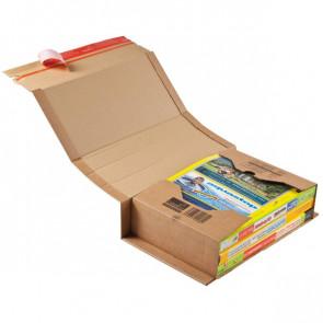Scatole postali Colompac avana 30,2x21,5x8 cm 35,3x25,5x10 cm CP020.08 (conf.20)