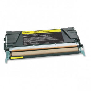 Originale Lexmark C746A3YG Toner Corporate Giallo