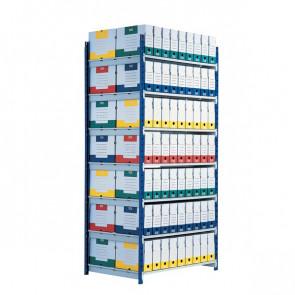 Scaffalatura ad incastro RANG'ECO Paperflow 5 ripiani K605171