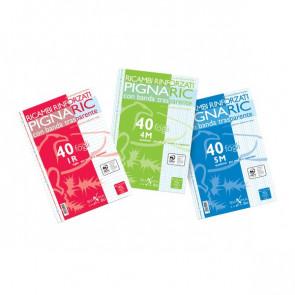 Ricambi Pignaric rinforzati bianchi Pigna A4 1R 02072781R/02194591R (conf.40)
