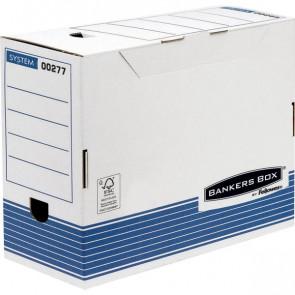Sistema di archiviazione R-Kive Prima Fellowes 15,8x32,7x26,5 cm 0027701 (conf.10)