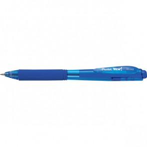 Penna a sfera a scatto Pentel WOW! blu BK440-C (conf.12)