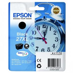 Originale Epson C13T27114010 Cartuccia inkjet standard 27XL ml. 17,7 nero