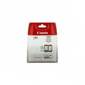 Originale Canon 8287B006 Conf. 2 cartucce inkjet standard PG-545+CL-546 ml. 8+8 nero+colore
