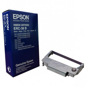 Originale Epson C43S015374 Nastro ERC-38B nero