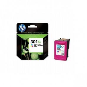 Originale HP CH564EE Cartuccia inkjet alta capacità 301XL ciano+magenta+giallo