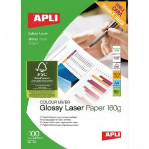 Carta digitale laser Decadry A4 160 g 011817 (conf.100)