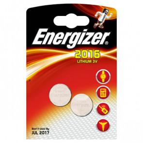 Pile Energizer Specialistiche Litio 2016 3 V 626986 (conf.2)