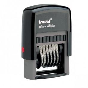 Numeratore autoinchiostrante Printy 4846 Trodat TR4530