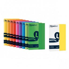 Cartoncino colorato Rismaluce Favini A4 140 g/mq azzurro A65G204 (risma200)