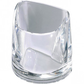 Portapenne Nimbus Rexel cristallo 2101502