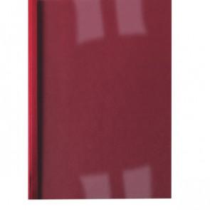 Cartelline termiche GBC goffrata 1,5 mm 15 fogli trasp./rosso IB451201 (conf.100)