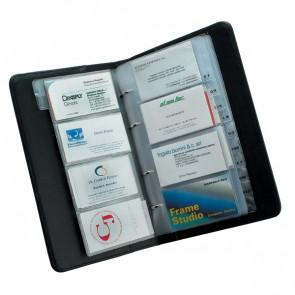 Ricambi per portabiglietti da visita con indice Tecnostyl 15 buste NCB01 (conf.15)