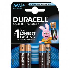 Pile Duracell Ultra M3 ministilo DU2400B4 (conf.4)