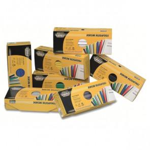 Dorsi plastici FELLOWES per rilegatura senza macchine 29,7cm diam.3mm blu conf.50 - D103BL