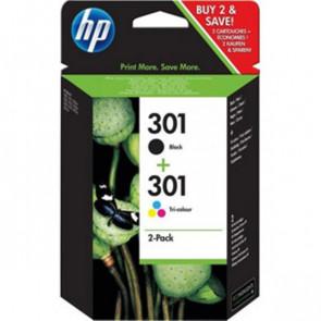 Originale HP N9J72AE Cartuccia nero/ciano/magenta/giallo