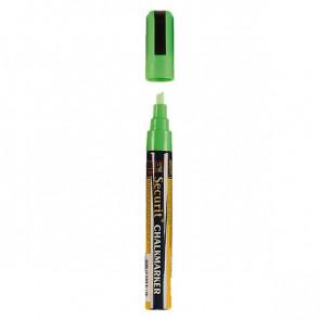 Pennarelli A Gesso Liquido Securit 2-6 Mm Verde Sma510-Gr