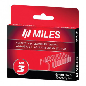 conf. 1000 Punti N.3 mm.6 Miles 6018