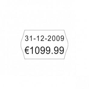 Etichette per prezzatrici Avery Dennison 16x26 mm Permanenti bianco 2 10WP1626 (conf.10000)