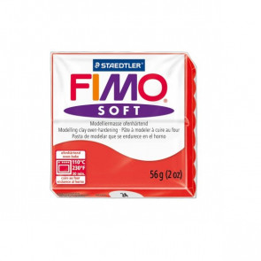 Staedtler Fimo Rosso Indiano 8020-24