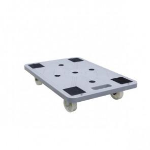 Piattaforma Su Ruote Viso 600X400X125 Mm 150Kg Rp 600