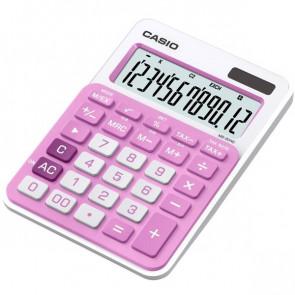 Calcolatrice Da Tavolo Ms-20Nc Casio Rosa Ms-20Nc-Pk