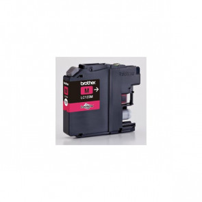 Originale Brother LC-123M Cartuccia inkjet LC-123 magenta