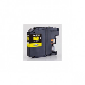 Originale Brother LC-123Y Cartuccia inkjet LC-123 giallo
