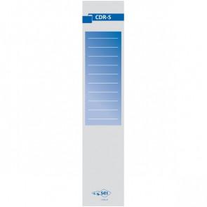 Copridorso CDR S Sei Rota 7x34,5 cm blu 58012607 (conf.10)