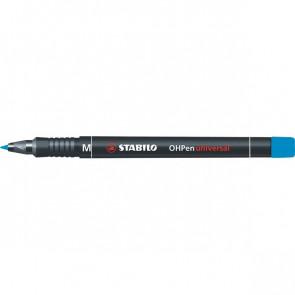 OHPen Universal permanente Stabilo blu media 1 mm 843/41