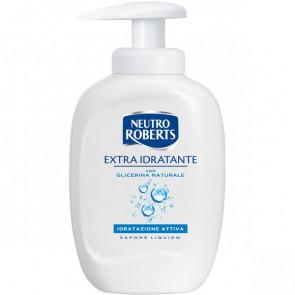 Sapone liquido Neutro Roberts Extra Idratante 300 ml R905437 (conf.3)