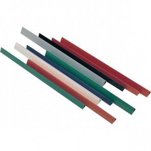 Dorsini triangolari Methodo 12 mm 60 fogli bianco X801201 (conf.50)