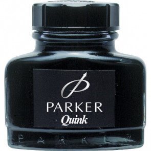 Flacone inchiostro Quink per stilografica Parker Pen blu 57 ml S0037470