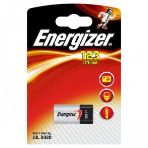 Pile Energizer Specialistiche - 123 - litio - -628290