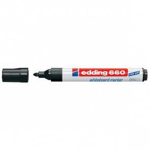 Marcatore per lavagna 660 Edding - nero - 4-660 001