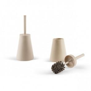 Portascopino in plastica Potter La Piacentina - bianco - 0089