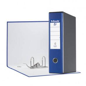 Registratore Eurofile Esselte - Protocollo - dorso 8 - F.to utile 23x33 cm - blu - 390755050