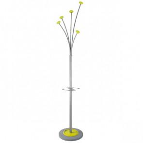 Appendiabiti Alba - Festy - verde - 5 - 187 cm - 38 cm - PMFESTY2 verde