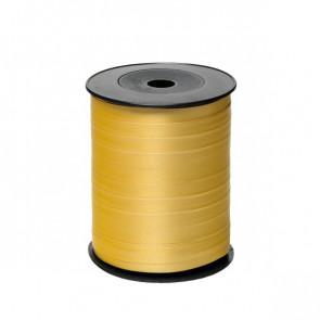 Nastro in rocchetto per regali Brizzolari liscio 10 mm x 250 m B.3 (ORO) (conf.4)