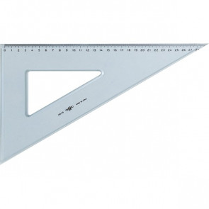 Linea Uni Arda Squadra 60° 60° 30 cm 28830SS