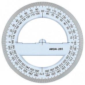 Linea Uni Arda Goniometro 360° 360° 12 cm 285SS