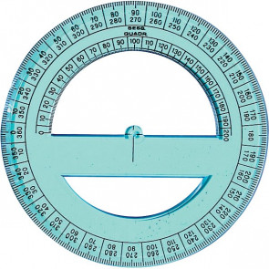 Linea Tecnoschool Arda Goniometro 360° 360° 12 cm 405SS