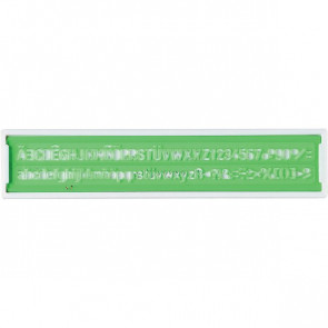Normografo Norme Uni Arda 22,9x4,8 cm 5 mm 3005