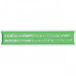 Normografo Norme Uni Arda 22,9x4,8 cm 7 mm 3007