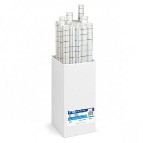 Plastica adesiva trasparente Lebez trasparente 1 m x 40 cm 1401