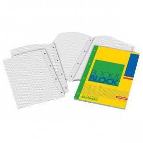 Blocchi collati rinforzati Book&Block Blasetti - A4 - 5 mm - 40 - 5720 (conf.5)