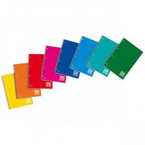 Blocco spiralato A4 One Color 140FF Blasetti - A4 - 1R - 140 - 1291 (conf.3)