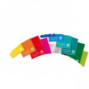 Quaderni A4 One Color 100 Blasetti - A4 - 5 mm - 36+2 - 1924 (conf.10)