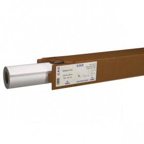 Carta plotter Canson CAD carta lucida 91,4 cm 50 m 90/95 g/mq 12360